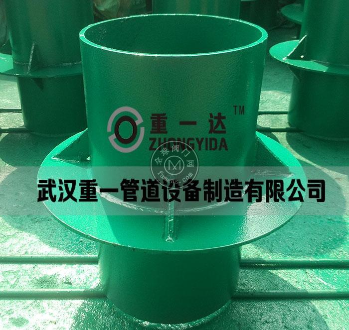 武汉刚性防水套管  直销 加工 厂家