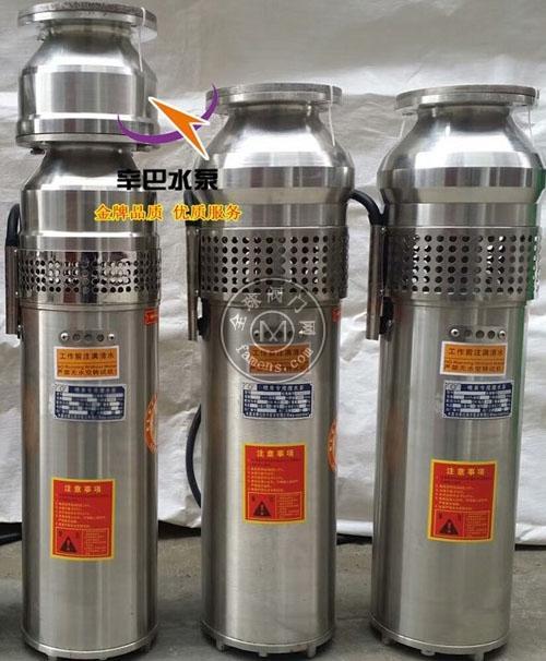 QSP120-10-5.5喷泉泵 喷泉专用泵 喷泉水泵 QSPF不锈钢喷泉泵QSP120-10-5.5