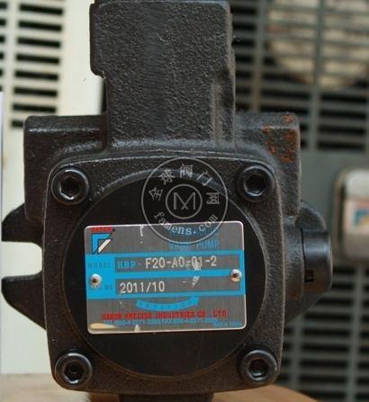 HBP-F15-AO-01-2,HABOR油泵,臺灣HABOR油泵,油冷機油泵,冷卻機油泵