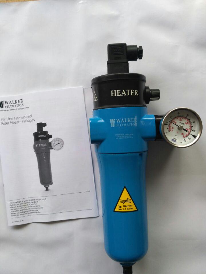 Walker小型壓縮空氣加熱器電加熱器A55TH
