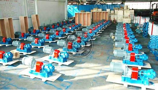 高粘度泵 高粘度聚醚输送泵 高粘度树脂输送泵