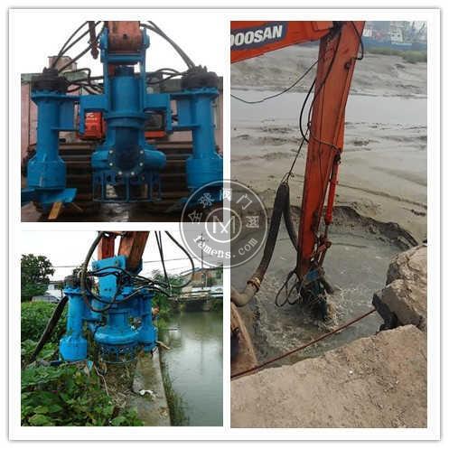 挖掘機清淤泵-挖掘機清淤泵選型-挖掘機清淤泵廠家