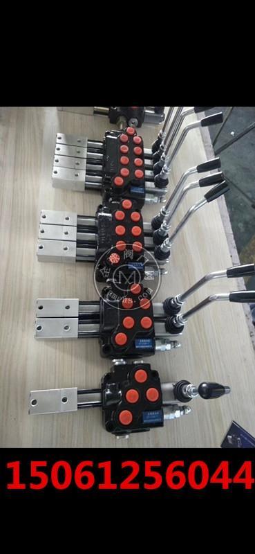 QZT-L12E-OT,SQZT-L12E-2Q,SQZT-L12E气控手动多路换向阀1-8联可做