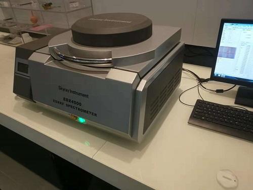 x射线荧光重金属检测仪