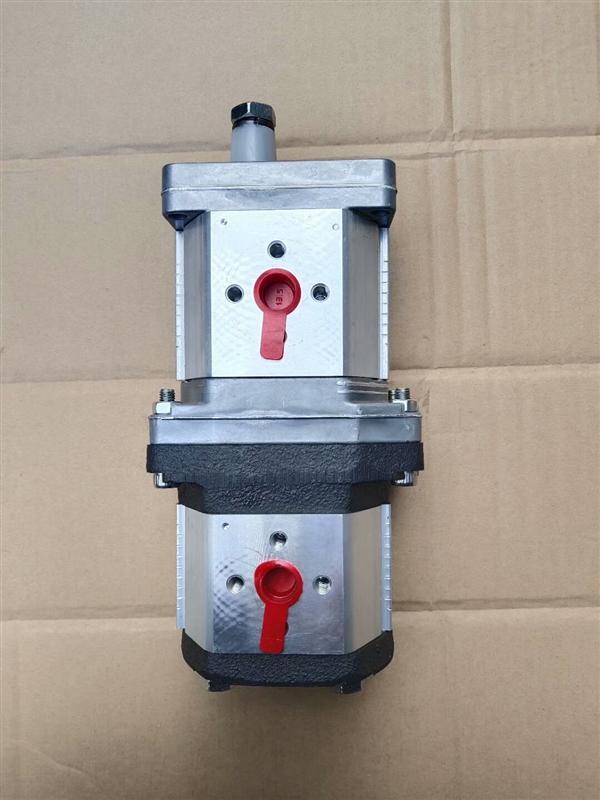 意大利馬祖奇雙聯泵GHPA1-D-9+GHPP1-D-4
