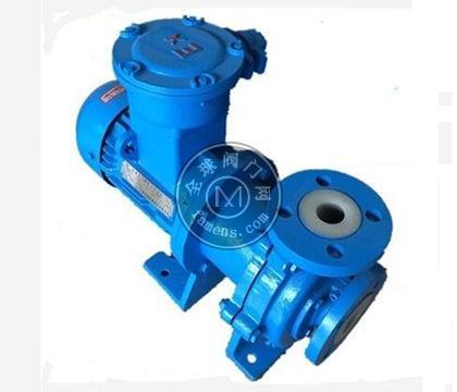 CQB-F型氟塑料磁力泵_衬氟磁力泵