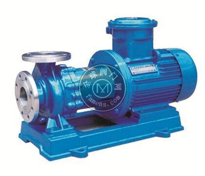 CQB50-32-125重型不锈钢磁力泵