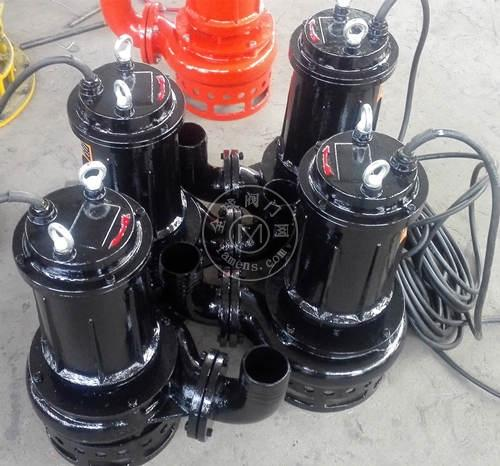 排砂泵_潛水排砂泵-KSQ排砂泵