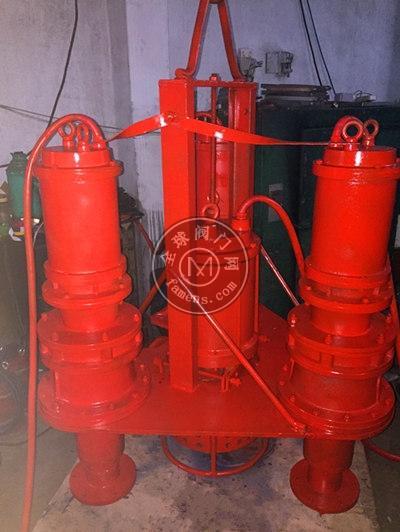 河道清淤泵-攪拌清淤泵_山東專業清淤泵廠家