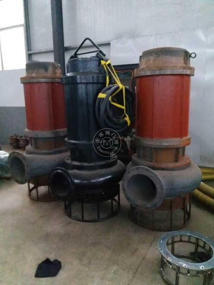 省电潜水渣浆泵-节能潜水排砂泵-优质泥砂泵