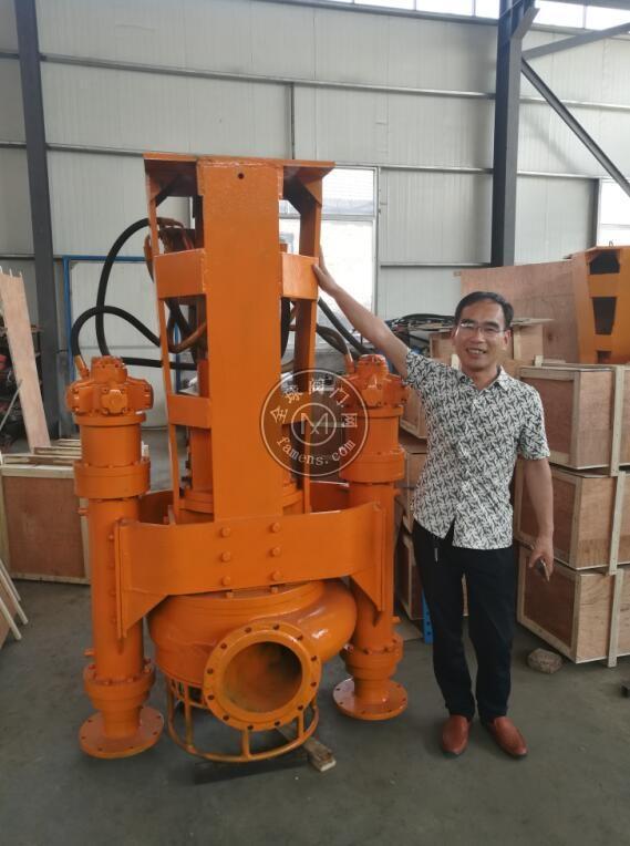 誠招KSY型絞龍液壓排渣泵代理