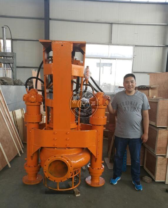 现货速发 8寸液压排沙泵|液压抽沙泵|液压矿砂泵