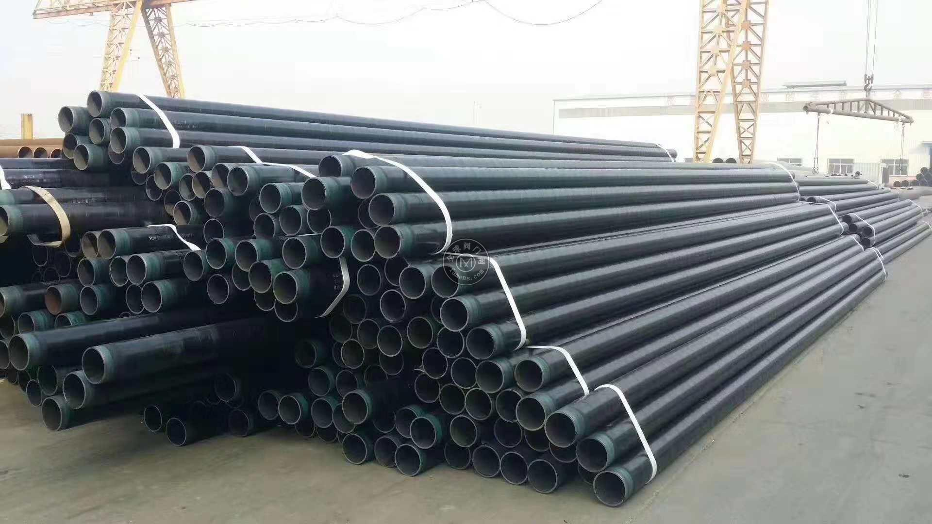 3pe防腐螺旋管 3pe防腐钢管 沧州市管都管道有限公司