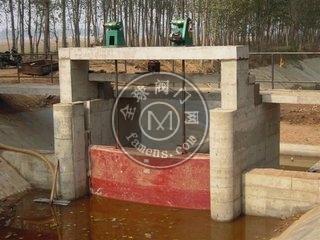 PGZ1.0米*1.0米拱形鑄鐵閘門