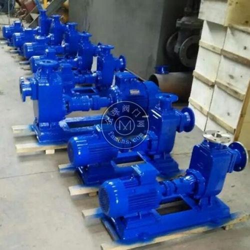 ZX系列清水自吸泵_化工自吸泵
