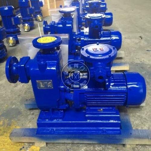 专业供应CYZ防爆直联式自吸油泵