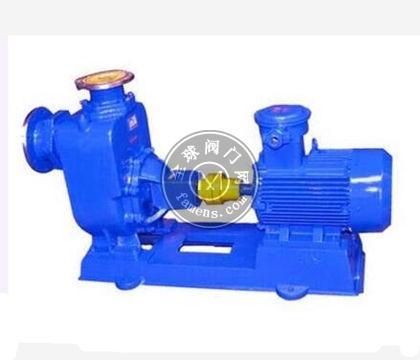 ZWPB 系列不锈钢防爆自吸排污泵