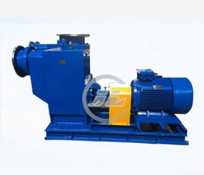 专业生产销售:大口径大流量自吸泵