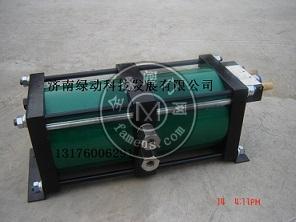 气动空气增压泵