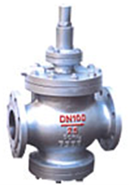 YGa43H/Y型大流量先导活塞式高灵敏度蒸汽减压阀