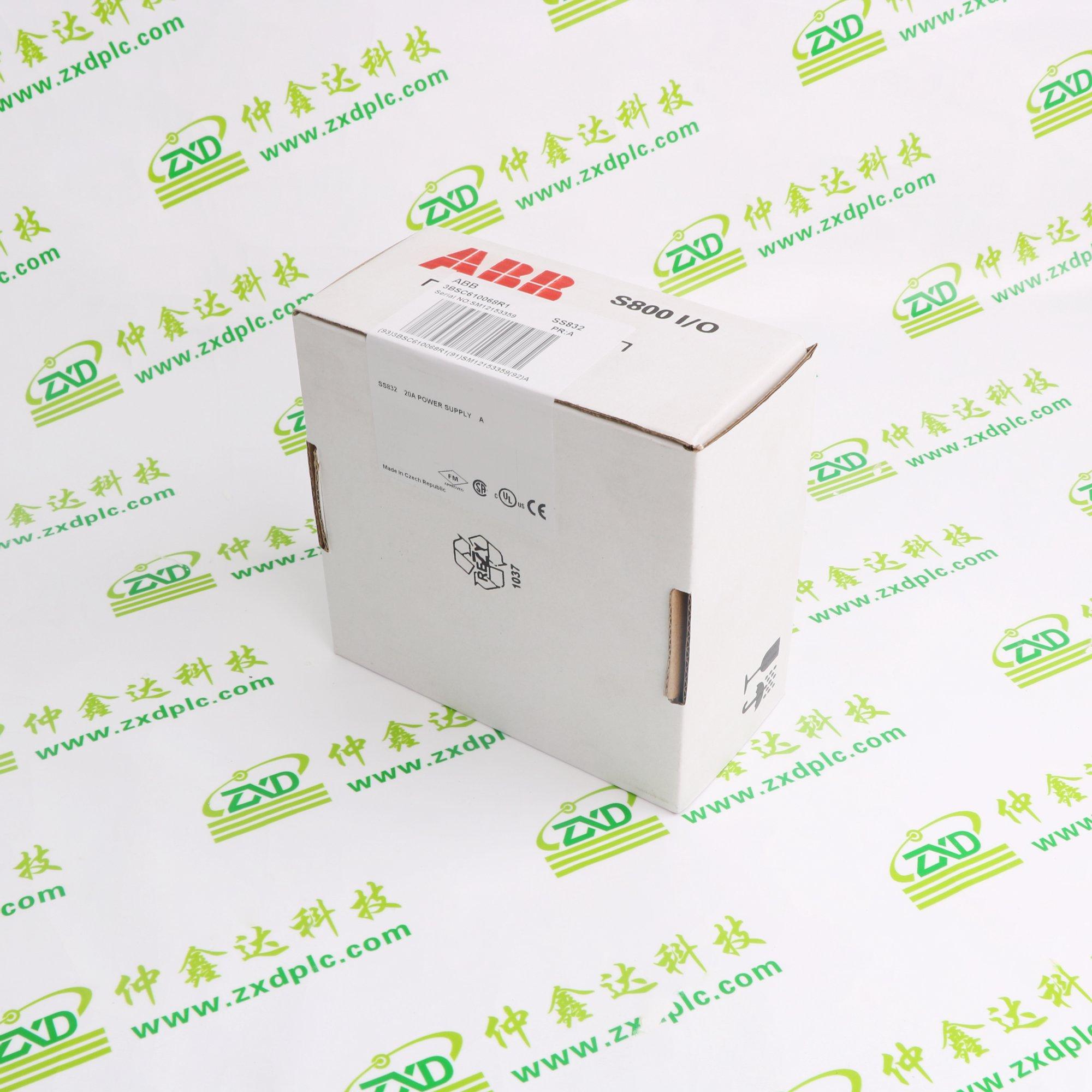 ABB 可控硅 IGCT 5SHX0360D0001