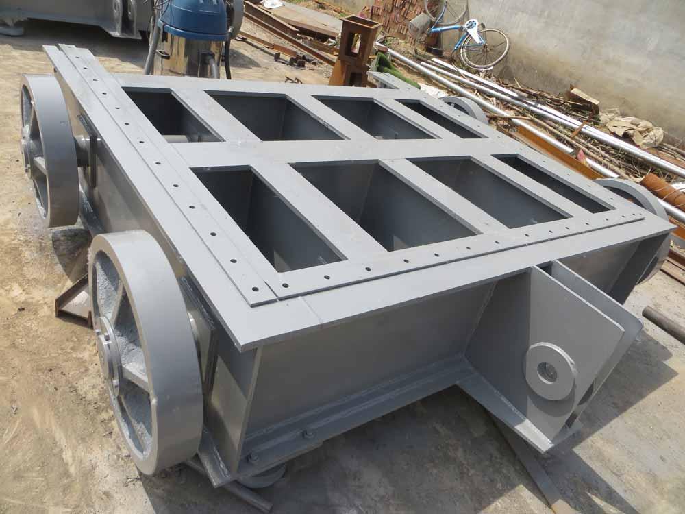 四川一體式鋼制閘門