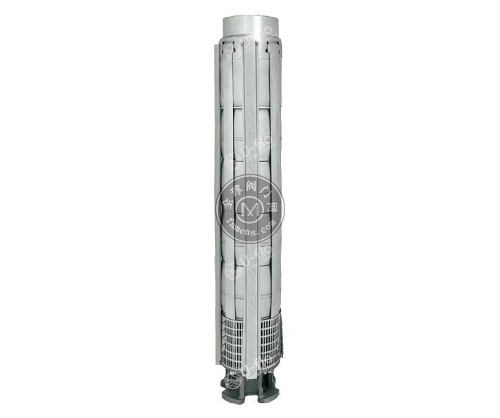 VS 系列冲压不锈钢潜水泵、用于深井取水,深井抽水