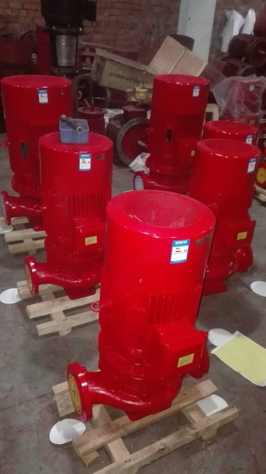 消防泵/厂家3CF消火栓泵/工地采购喷淋泵
