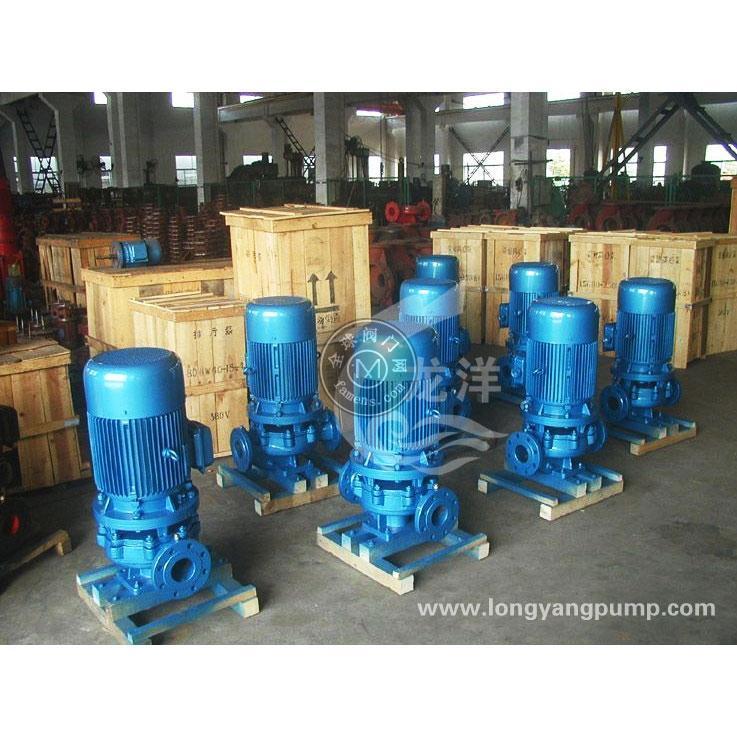 IRG热水循环管道泵