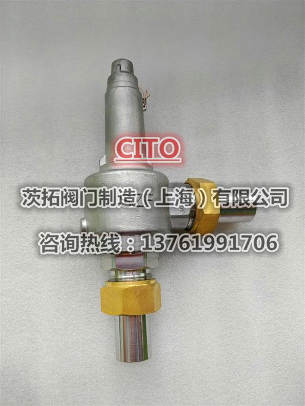CF8不锈钢低温安全阀DAH-25