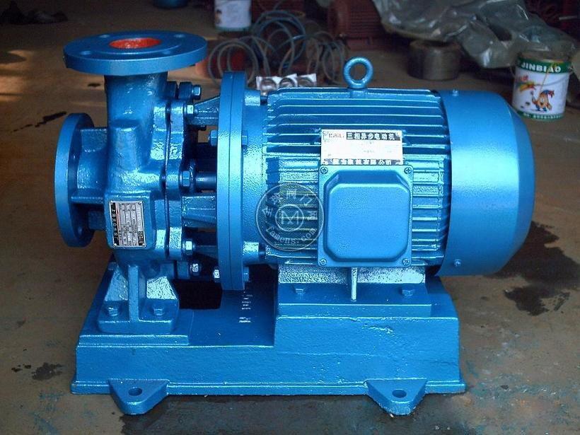 ISW臥式管道離心泵