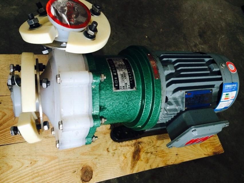 卧龙氟塑料磁力泵