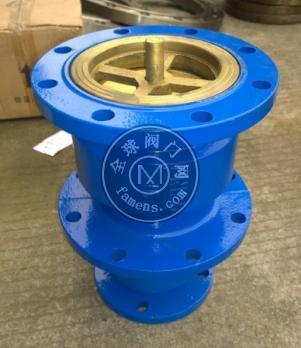上海精沪厂家直销消声止回阀HG41X-16