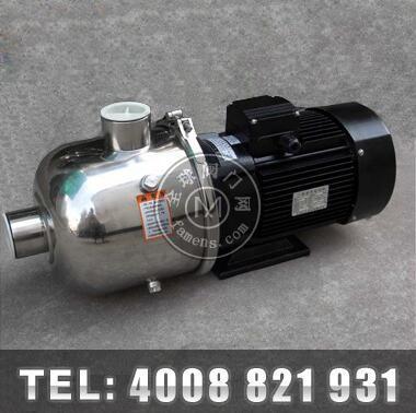 南方泵业CHL8-40轻型卧式多级离心泵/三相电/1.5kw
