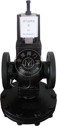 FS-25P蒸汽减压阀台湾富山F.S阀门大陆总经销