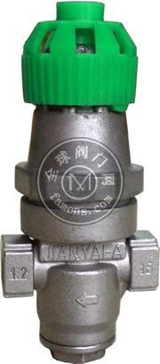FSY14H丝口蒸汽减压阀台湾富山F.S阀门大陆大陆商