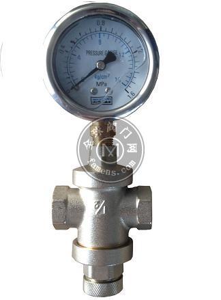 FS0232支管水用減壓閥臺灣富山F.S閥門
