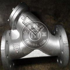 KITZ 10FCY鑄鐵過濾器日本KITZ過濾閥原裝正品