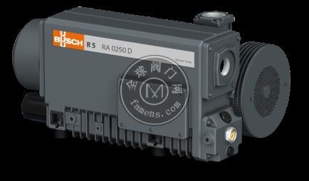 普旭R 5 RA 0160 - 0302 D油润滑旋片真空泵