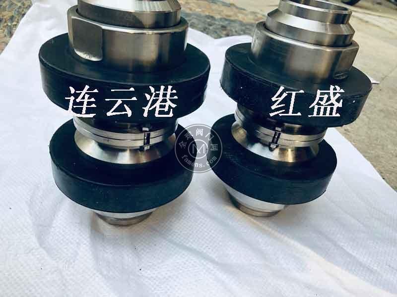 膠球清洗裝置中HS工業排污閥的使用