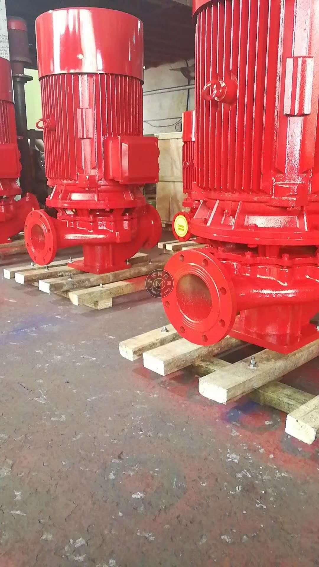 多级防火调试消防泵/室内消火栓泵/喷淋3C认证稳压泵