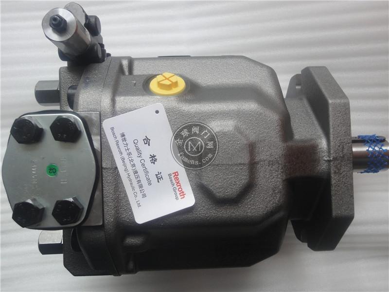 力士乐REXROTH柱塞泵A10VSO18DR/31R-PPA12N00