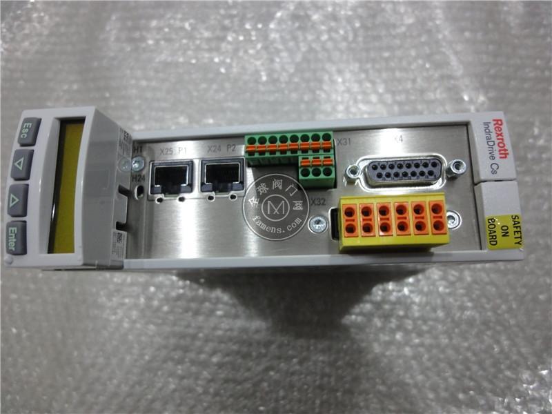 力士乐控制单元CSH01.1C-SE-ENS-EN2-NNN-NN-S-NN-FW