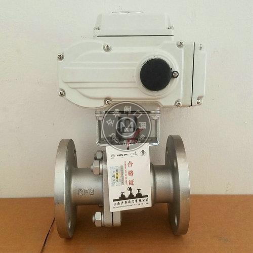 304电动球阀