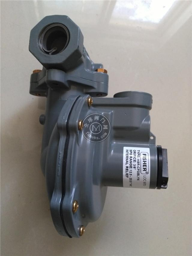 HSR費希爾二級減壓閥
