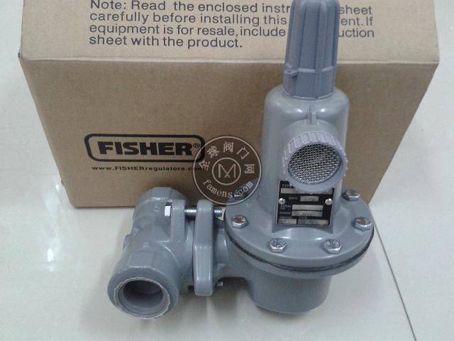 fisher  627-496費希爾調壓閥