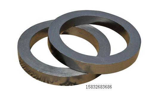 耐高温高压柔性石墨环-夹金属丝石墨填料环-异型石墨填料环-石墨密封垫