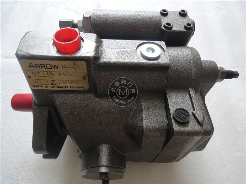 箭牌ARROW柱塞泵DP14R-310D