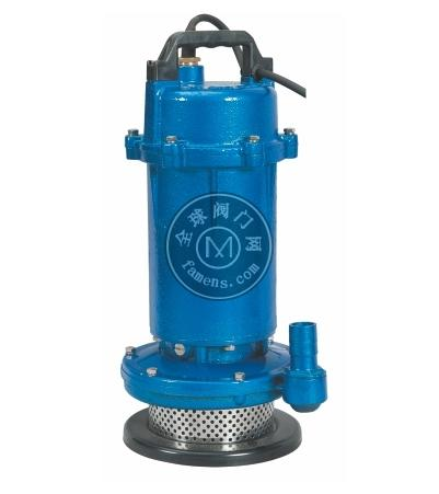 QDX單相潛水泵