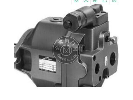 進口豐興齒輪泵HPP-VD2V-L31A5